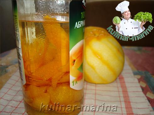 Апельсиновый ликер, домашний рецепт. Оранчелло | Orange liqueur, home recipe. Oranchello