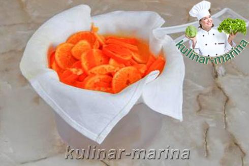 Рецепт с пошаговыми фотографиями и подробным описанием: Мандариновый ликер | Tangerine liqueur