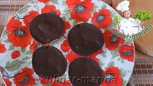 Рецепт с пошаговыми фотографиями и подробным описанием: Глазированные сырки в шоколаде | Cheese coated in chocolate