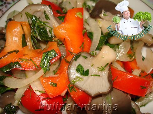 Грибочки застольные | Mushrooms drinking