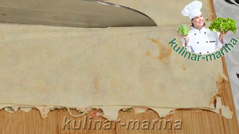 Подробный рецепт, пошаговые фотографии: Гренки из лаваша | Croutons of pita bread