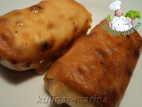 Пирожки из лаваша - легче не бывает | Pies of pita bread - easy