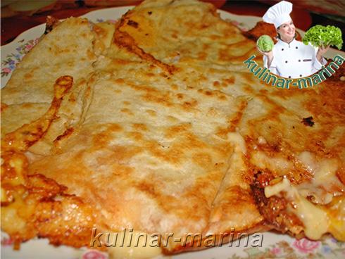 Подробный пошаговый рецепт: Быстрый завтрак из лаваша | A quick Breakfast of pita bread
