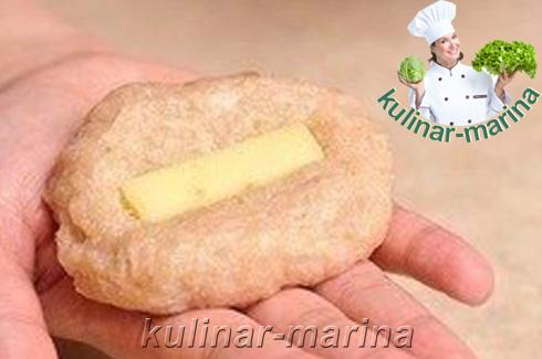 Куриные котлеты с сыром | Chicken cutlets with cheese