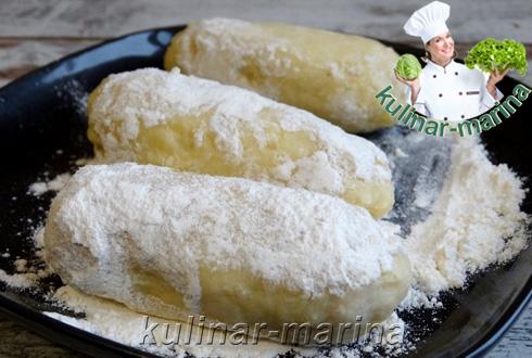 Сосиски в картофельном пюре | Sausages in mashed potatoes