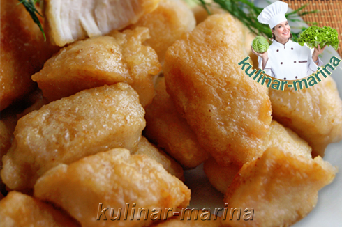 Свиной карбонад из... куриного филе | Carbonade of... chicken