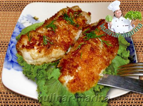 Куриные рулеты с черносливом | Chicken rolls with plum
