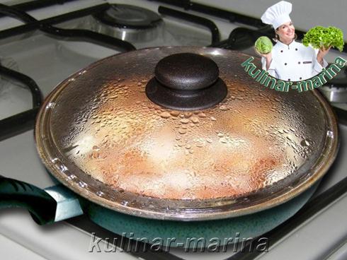 куриные рулетики с грибами и сыром в сметанном соусе рецепт