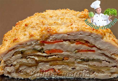 Запеченное куриное филе | Baked chicken breast