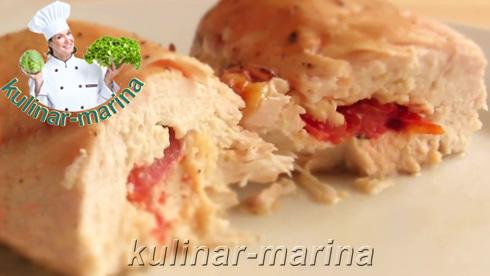 Необыкновенное куриное филе в духовке | Unusual chicken in the oven