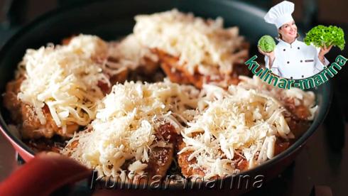 Куриная грудка по итальянским мотивам | Chicken breast on Italian grounds