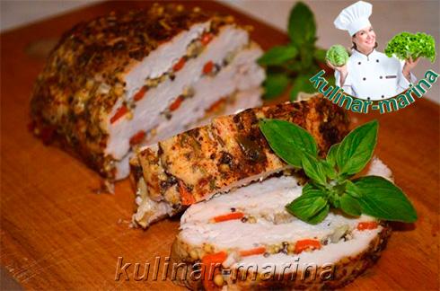 Куриная грудка по-особенному | Chicken breast in a special way | Буженина из куриной грудки | Pork of chicken breast