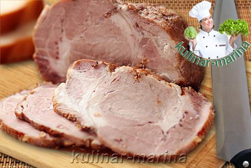 Секреты приготовления идеальной буженины | The secrets of cooking the perfect pork