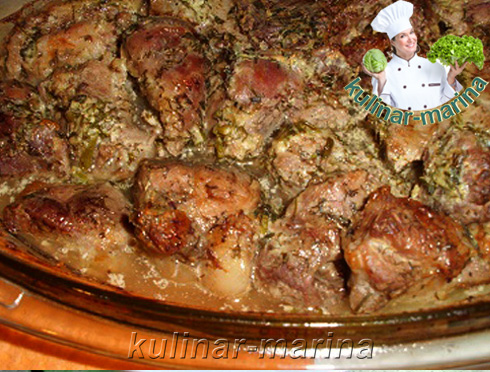 Мясная вкусняшка в маринаде | Meat snacks in the marinade