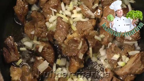 Гуляш из говядины | Beef goulash
