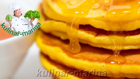 Пошаговый подробный рецепт с фотографиями каждого этапа: Тыквенные оладьи | Pumpkin pancakes | Панкейки с тыквой | Pancake with pumpkin