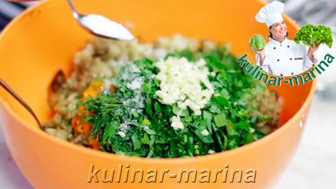 Рецепт с пошаговыми фотографиями: Перцы, фаршированные баклажанами | Peppers stuffed with eggplant