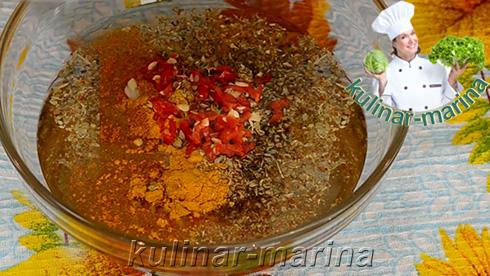 Маринованный перец со специями | Pickled pepper with spices