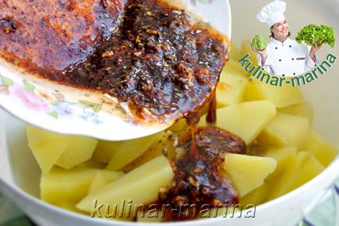 Картофель по-турецки | Potatoes in Turkish