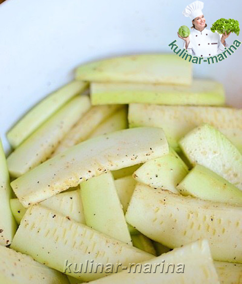 Кабачки в кляре | Zucchini in batter