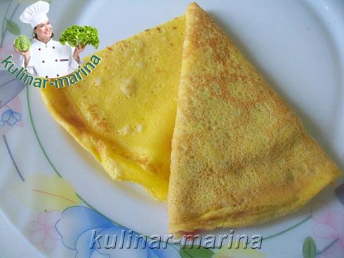 Рецепт с подробным описанием и пошаговыми фото: Треугольные блинчики с мясом | Triangular empanadas