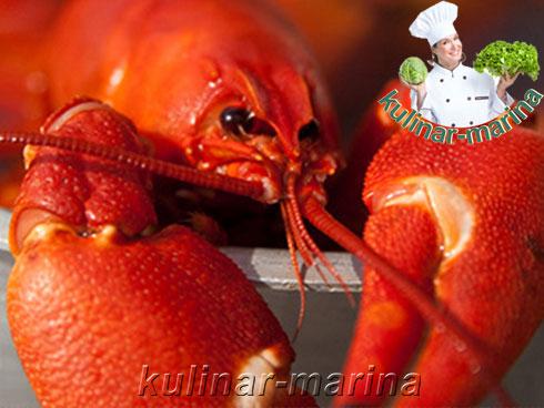Как сварить раков | How to cook crayfish