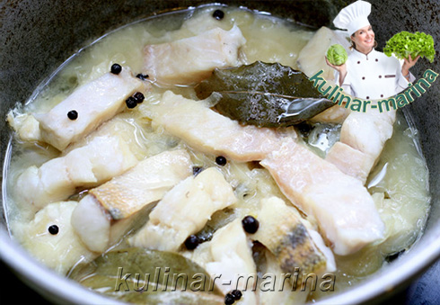 Вкусная, нежная, ароматная рыбка и много лука | Delicious, tender, flavorful fish and a lot of onions