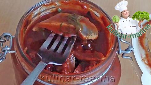 Подробный рецепт с пошаговыми фотографиями: Так выглядит вкуснейшая селедочка