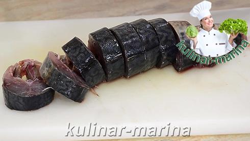 Подробный рецепт с пошаговыми фотографиями: Скумбрия, запеченная в духовке | Mackerel, baked in the oven