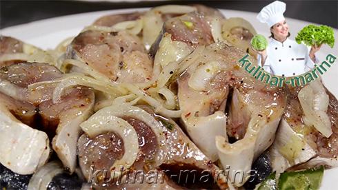 В который уже раз на этом сайте она - маринованная скумбрия! | For the umpteenth time on this site it is marinated mackerel!