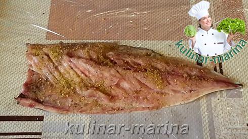 ����� �� �������� ��-���������� | Roll of mackerel king