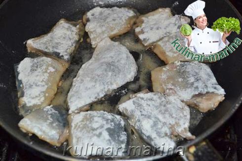 Подробный рецепт с пошаговыми фотографиями: Необычная маринованная скумбрия | Unusual pickled mackerel