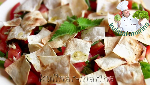 Освежающий салат | Refreshing salad