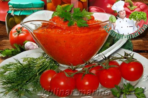 Маринара - итальянский соус | Marinara Italian sauce