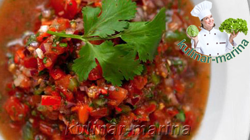 Сальса - красный соус | Salsa roja, Pico de Gallo