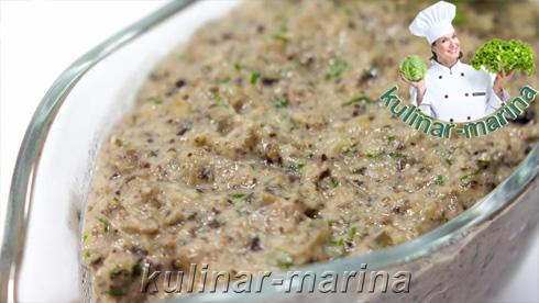 Рецепт с фотографиями: Грибной соус к мясу, картофелю и не только... | Mushroom sauce for meat, potatoes and more...