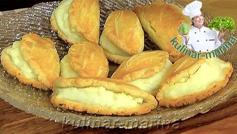 Сочники с творогом | The sochniki with cottage cheese