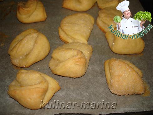 Подробный рецепт: Творожное печенье | Cottage cheese biscuits