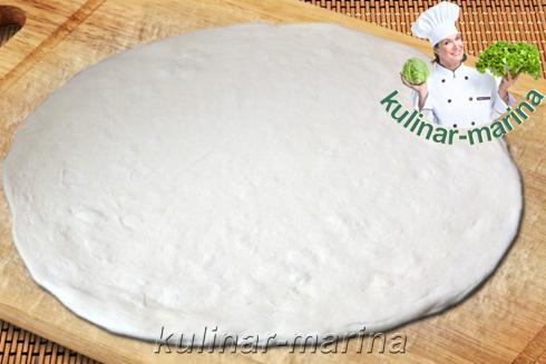 Быстрое тесто для пиццы | Quick pizza dough