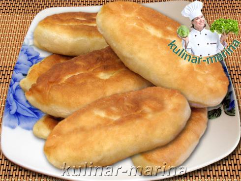 Быстрые жареные пирожки | Quick fried pies