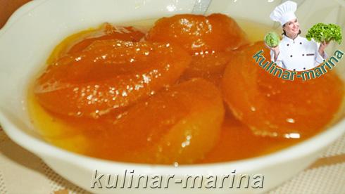 Абрикосовое варенье | Apricot jam