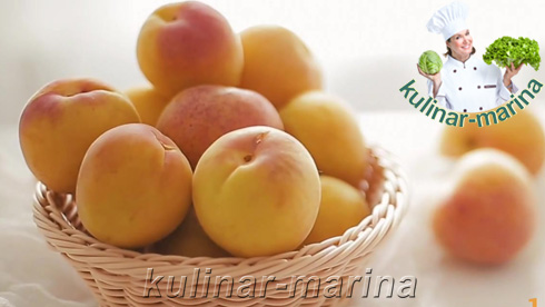 Абрикосовое варенье   Apricot jam