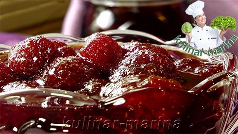 Клубничное варенье | Strawberry jam