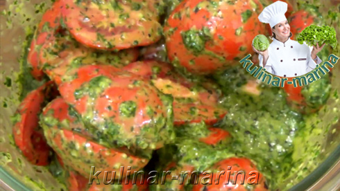 Острые и ароматные помидоры за 12 часов | Picy and flavorful tomatoes for 12 hours