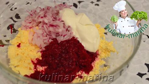 Подробный рецепт с фотографиями: Фаршированные яйца с сельдью | Stuffed eggs with herring