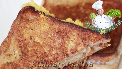 Сырные гренки | Cheese croutons
