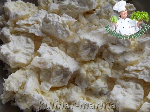 Лепешки из творога   Cheese scones