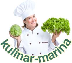 Кулинарный сайт Марины