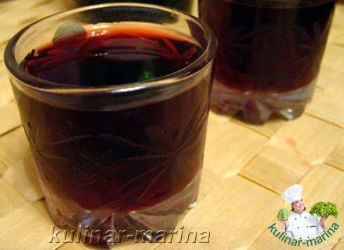 рецепт быстрого приготовления вина в домашних условиях
