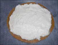 Слоеный творожный пирог